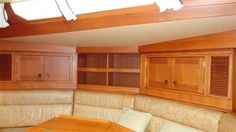 Tax paid Extensively refitted high-spec General Information Manufacturer/Model Baltic Designer Doug Peterson Year 1987 Category Sail New or Used Used Sale. Cabin, Storage, Furniture, Design, Home Decor, Homemade Home Decor, Cabins, Larger, Home Furnishings