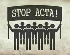 Stop Anti-Counterfeiting Trade Agreement (ACTA)  What is ACTA   The Effects of ACTA     http://www.deiville.info/2012/01/stop-anti-counterfeiting-trade.html