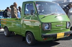 Suzuki Carry - Wikipedia, the free encyclopedia