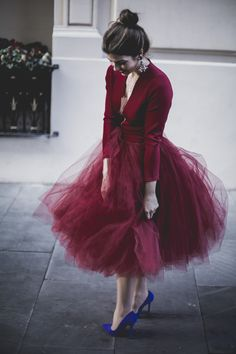 Burgundy TuTu Tulle Skirt for Women · dressydances · Online Store Powered by Storenvy Black Tulle Skirt Outfit, Dress Skirt, Tutu Skirt Women, Tutu Women, Blue Tulle Skirt, Tulle Dress, Adult Tulle Skirt, Dress Black, Dress Shoes