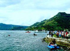 wisata indonesia danau toba