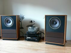 Mastersound Compact 845 and Tannoy Arden I wish I still had my pair ...
