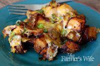 The Farmer's Wife: {Recipes} buffalo chicken