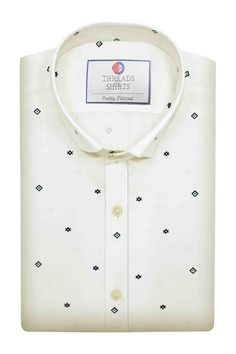 White Symmetrical ₹1,399/-  Express your style quotient adorning this lovely symmetrical white shirt that is fashioned using quality cotton for absolute comfort. #Business #Casual #Shirt #Shirts #Corporate #Fabrics #Luxury #Handcrafted #Custommade #Fashion #Style  #Custom #Checks #Solids #Pastels #Checkered #Fun#Quirky #Men #Women#MenFashion#WomenFashion