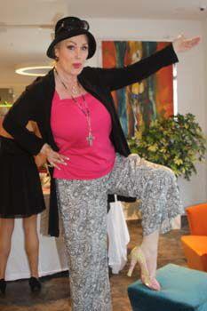 Schuh Hiegl neuer Showroom Gloria Gray. Foto: Andrea Pollak