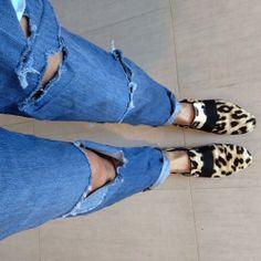 My uniform #denim #animalprint #Celine #mixapparel denim by tashsefton