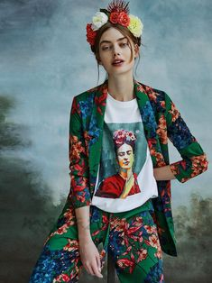 Best Ways To Style Your Outfits - Fashion Trends Mexican Fashion, Mexican Outfit, Mexican Dresses, Folk Fashion, Girl Fashion, Fashion Dresses, Fashion Design, Mexico Style, Bohemian Mode
