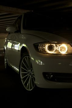 Definitely my next car...  BMW 335d in white...with black leather interior. *drool*