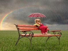 Rainbow Baby - Rainbows Wallpaper ID 1117798 - Desktop Nexus Nature