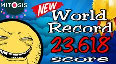 Mitosis the Game - New World Record - 23.618 in Free for All - Dominated...