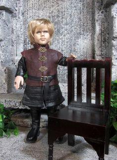 Game of Thrones Tyrion Art Doll - Bravo!