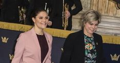 CROWN PRINCESS VICTORIA OF SWEDEN The event brings together leaders in business, civil society, academia and politics from around ...