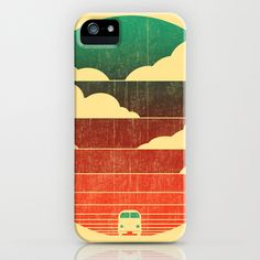 Go West iPhone Case by Budi Satria Kwan - $35.00