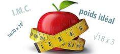 Calculer son poids idéal : méthode facile