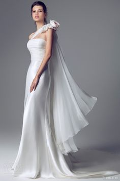 2014 WEDDING GOWNS | Blumarine Bridal 2014 Wedding Dresses | Wedding Inspirasi
