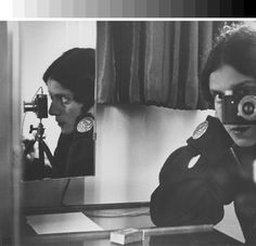 Ilse Bing: Selfportrait in Mirrors, 1931. © Leica Camera AG.