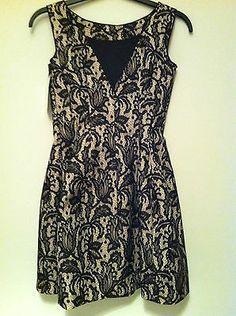 Tulip lace dress pattern