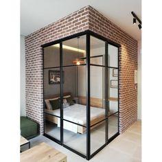 Διαθέτει 1 Υπνοδωμάτια 1 Κουζίνα 1 Μπάνιο 1 Σαλόνι-καθιστικό Αυτόνομη... Divider, Room, Furniture, Home Decor, Bedroom, Decoration Home, Room Decor, Rooms, Home Furnishings