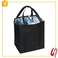 2017 Hot Sales Heavy Duty Large Capacity non woven bag insulated / insulated bag