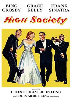 High Society 1956 ** You can find more details by visiting the image link. (This is an affiliate link)