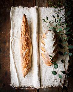 Artisan bread on instagram @becausegb