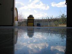 Beton, Estrich, Terrazzo, - reinigen, schleifen, dauerhaft versiegeln. Terrazzo, Berges, Anti Aging, Outdoor Decor, Home Decor, Plunge Pool, Mirror, Water, Search