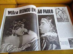 Cruzeiro 1957 Carnaval Wilza Carla Eloina Vedetes Givenchy - R$ 50,00 no MercadoLivre
