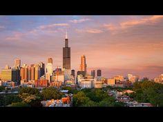 ▶ Cityscape Chicago II 4K - YouTube