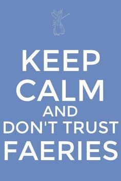 Never trust a faerie