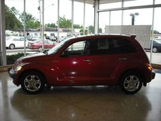 Ordered and waited 9 months for my PT Cruiser. Red, Limited Edition, Leather seats, Loved Her too.