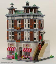 Sweet shop Modular