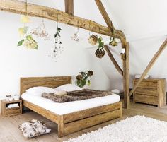 12 ideas for a cocooning room - Trendy Home Decorations Cozy Bedroom, Dream Bedroom, Decor Interior Design, Interior Decorating, Affordable Furniture, Diy Bed, Home Furniture, House Styles, Home Decor