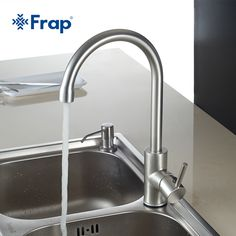 Frap Solid Kitchen Mixer Cold And Flexible Kitchen Tap Single Cool Discount Kitchen Faucets Inspiration Design