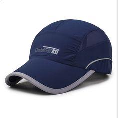 2017 Summer Mens baseball caps outdoor sport hats quick-drying fishing caps men golf hats bone snapback cap polo dad hat drake