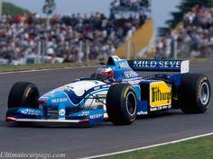 1995 Benetton B195 (M. Schumacher/J. Herbert)