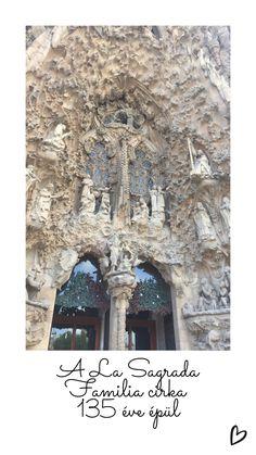 Barcelona üzenete - In my backpack Barcelona, Sangria, Mount Rushmore, Mountains, Nature, Travel, Instagram, Sagrada Familia, Naturaleza