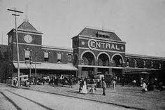 """""""El Central""""  Estación Central, ciudad de Guatemala"""