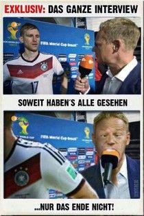 #WM2014 Das Interview