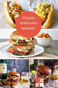 10 recettes de plats américains typiques pour découvrir les gourmandises made in USA