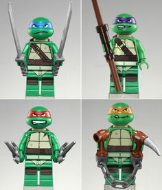 Lego TMNT i have to find these guys