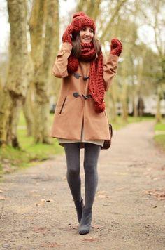Coats + Tights