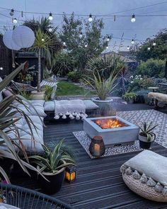 Backyard, Patio, Hanging Out, New Homes, Relax, Fire, Island, Outdoor Decor, Outdoor Ideas