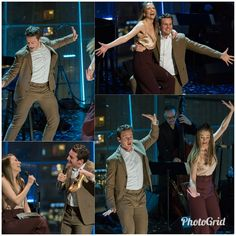 Jonathan Groff, a guest on Sutton Foster in Concert, to air on PBS 20 April 2018.