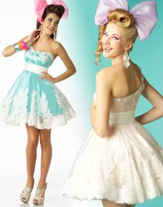 girly dresses