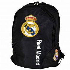 13% OFF  Real Madrid Crest Rucksack