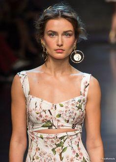 Aretes en tendencia semana de la moda new york