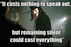 V FOR VENDETTA QUOTES VIDEO image quotes at relatably.com