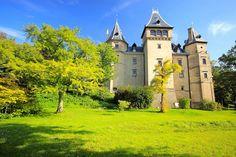 Zamek w Gołuchowie w wielkopolskim