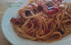 Great little pasta dish. #Pasta #Eggplant #MyAllrecipes #AllrecipesAllstar