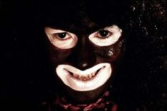 """you're my wife now"""" scary and sinister Papa Lazarou (Reece Shearsmith) in the dark comedy League of Gentlemen. My favorite character British Sitcoms, British Comedy, League Of Gentlemen Characters, Reece Shearsmith, English Comedy, British Humor, Horror Posters, Blockbuster Movies, Comedy Tv"""
